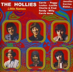 HOLLIES - LITTLE NAMES