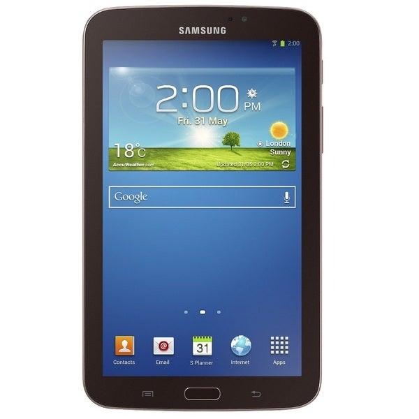 "Samsung Galaxy Tab 3 SM-T210 8 GB Tablet - 7"" - Marvell ARMADA PXA986"