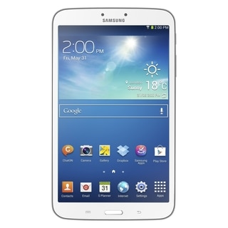 "Samsung Galaxy Tab 3 SM-T310 16 GB Tablet - 8"" - Plane to Line (PLS)"