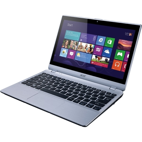 """Acer Aspire V5-122P-42154G50nss 11.6"""" Touchscreen LED Notebook - AMD"""