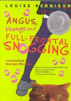 Angus, Thongs and Full-Frontal Snogging: Confessions of Georgia Nicolson (Paperback)