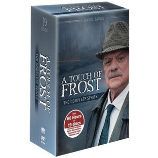 A Touch of Frost: The Complete Series (DVD)