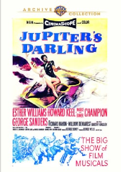 Jupiters Darling (DVD)