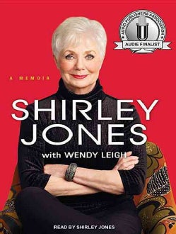 Shirley Jones: A Memoir (CD-Audio)