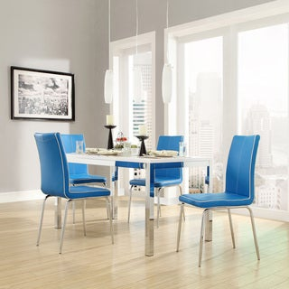 Tribecca Home Matilda Retro Modern 5-piece Dining Set