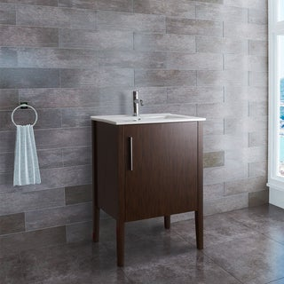 VIGO 24-inch Maxine Single Bathroom Vanity