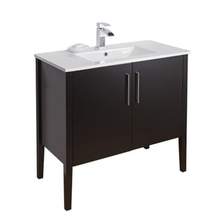 VIGO 36-inch Maxine Single Bathroom Vanity