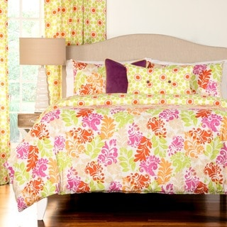 Spring Forward 6-piece Duvet Cover Set with Insert