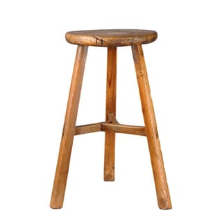 Three-legged Country Stool