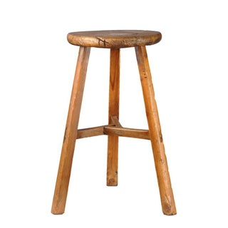 Vintage Country Stool