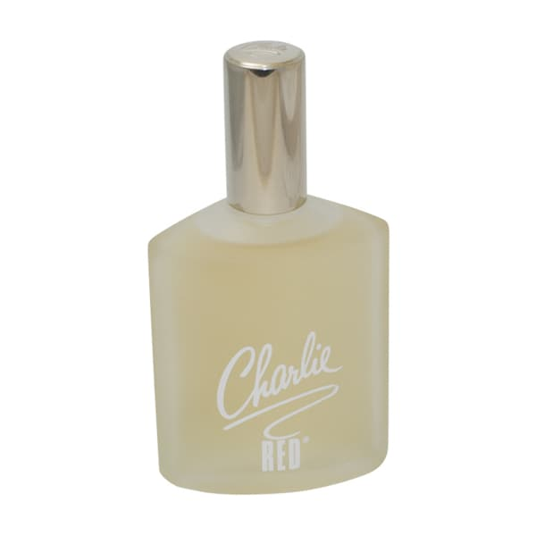 Revlon Charlie Red Women's 3.5-ounce Cologne Spray (Unboxed)