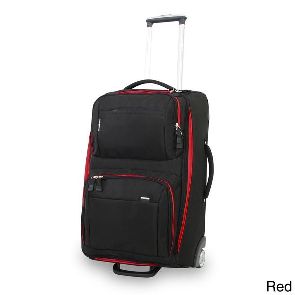 Wenger Swiss Gear Sports 28-inch Rolling Lightweight Upright Suitcase