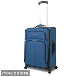 Wenger Swiss Gear SA8802 Collection 28-inch Spinner Expandable Upright Suitcase