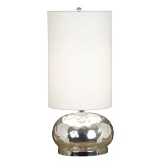 Montrose 1-light Mercury Glass Table Lamp