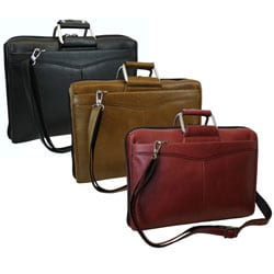 Amerileather Women's 'Aurora' Laptop Briefcase