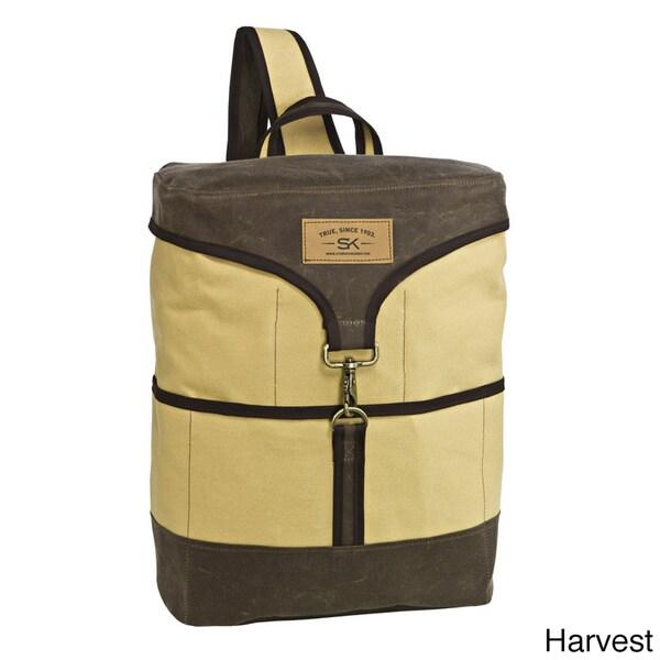 Stormy Kromer Harvest Tan Urban Workpack