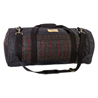 Stormy Kromer Night Timer Adirondack Plaid Duffel Bag
