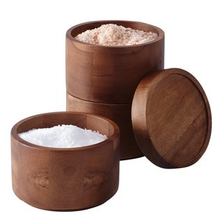 Rachael Ray Tools & Gadgets 3-tier Stacking Salt Box