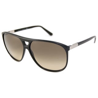 Gucci Unisex GG1640 Rectangular Sunglasses