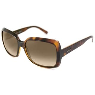 Gucci Women's GG3207 Rectangular Sunglasses