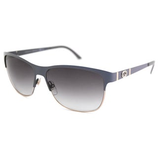 Gucci Women's GG4232 Rectangular Sunglasses