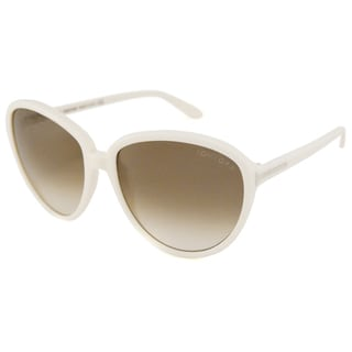 Tom Ford Women's TF0203 Margreth Aviator Sunglasses