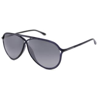 Tom Ford Men's TF0206 Maximillion Blue Aviator Sunglasses