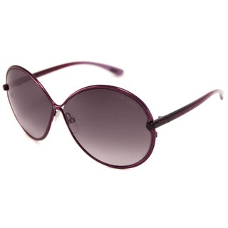 Tom Ford Women's TF0223 Stefania Oval Sunglasses
