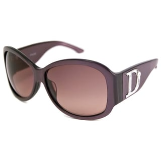 Christian Dior Women's Boudoir F Rectangular Sunglasses