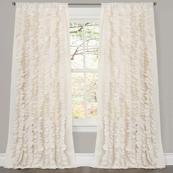 Lush Decor Belle 84-inch Curtain Panel