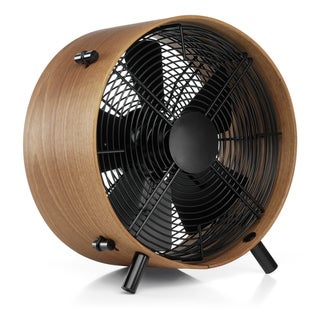 'Otto' African Sapele Wood Industrial Fan