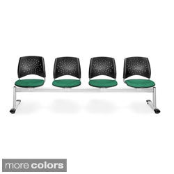 OFM Star Series Beam 4-seat Seating