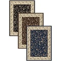 Artisan Flower Garden Traditional Area Rug (3'3 x 4'11)