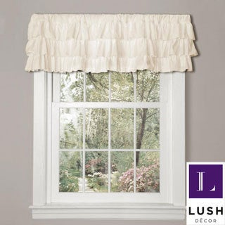 Lush Decor 'Belle' Ivory Valance