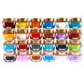 Shany Transparent Colors UV Gel Nail Polish Set #2 (Set of 24)