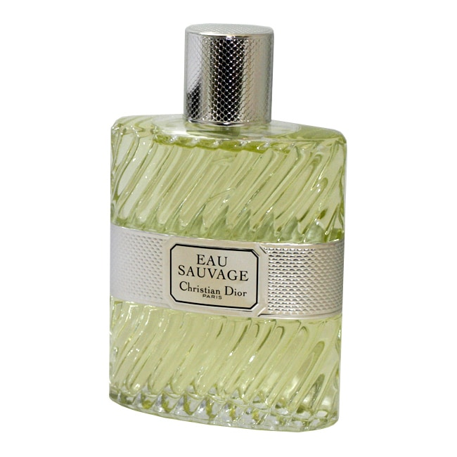Christian Dior 'Eau Sauvage' Men's 3.4-ounce Eau de Toilette Spray (Tester) at Sears.com