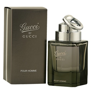 Gucci pour Homme Men's 1.7-ounce Eau de Toilette Spray