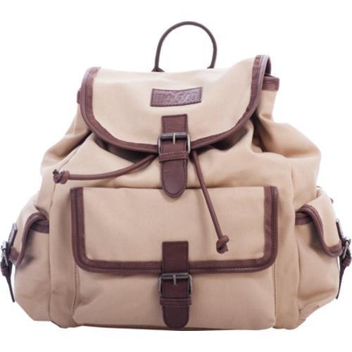 Mo & Co. Bags James Warm Sand