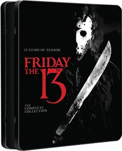 Friday The 13th: The Complete Collection (DVD)