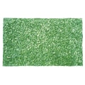 Coral Lime Green Synthetic Fiber Rug (1'4 x 3'0)