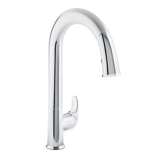 KOHLER Sensate AC-powered Touchless Kitchen Faucet