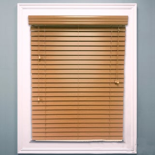 'Blaze' Faux Wood Window Blinds
