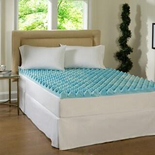 Beautyrest 3-inch Big Loft Gel Memory Foam Mattress Topper