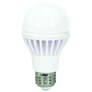 Cambridge Medium Base 8-watt A19 LED Bulb