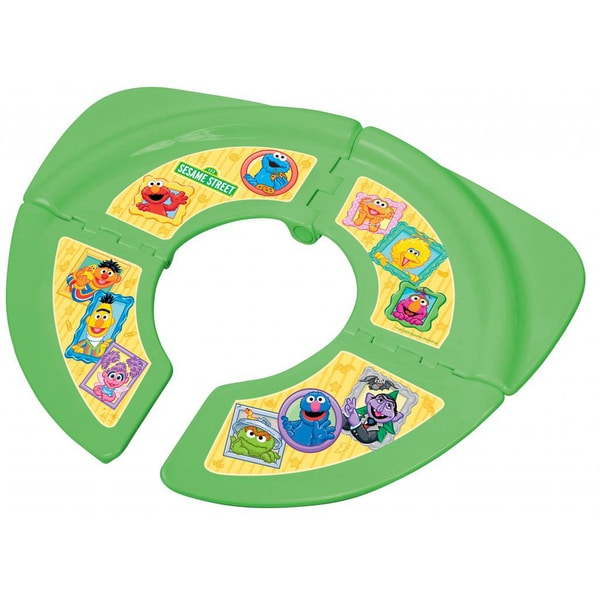 Ginsey Sesame Street Traveling Folding Potty Seat