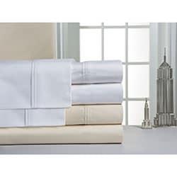 Pointehaven 1000 Thread Count Pima Cotton Sateen Sheet Set