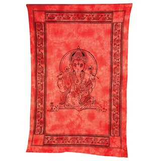 My Ganesha Tapestry (India)