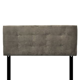 8-button Tufted Diva Bluestone Headboard