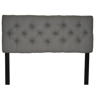 Diamond Tufted Carlsbad Metal Hearboard