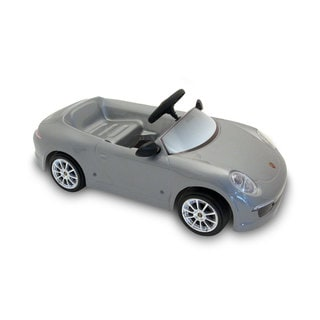 Porsche 911 EL 6V Battery Operated Ride-on